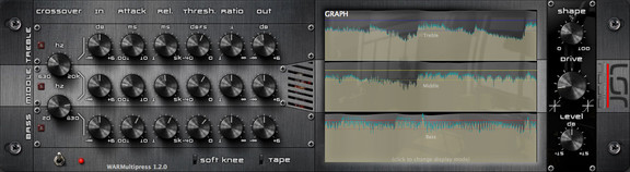 LSR Audio WARMultipress