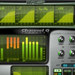 McDSP Channel G Surround