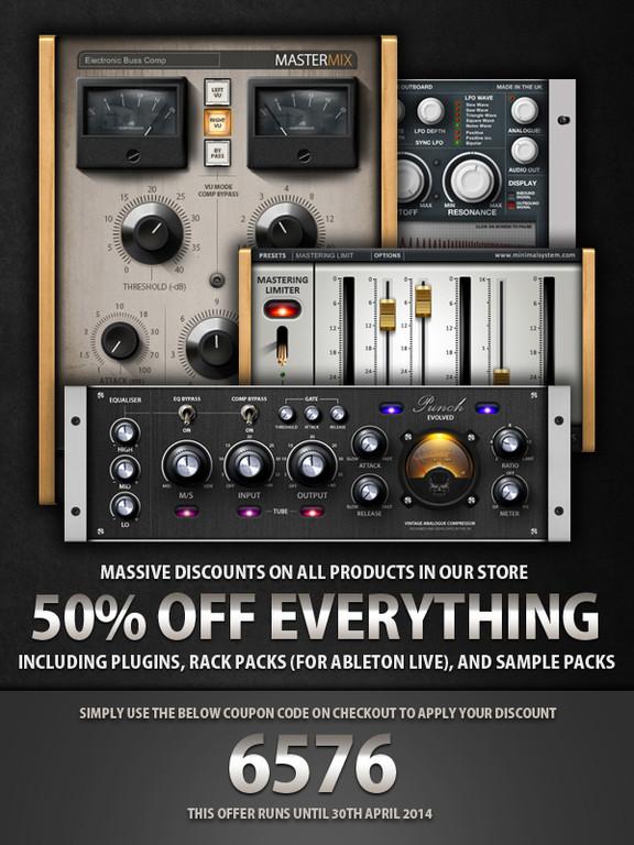 Minimal System Sale
