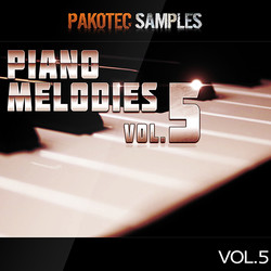 Pakotec Samples Piano Melodies Vol.5