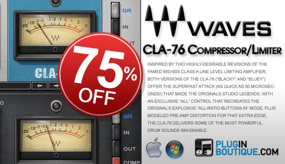 Waves CLA-76