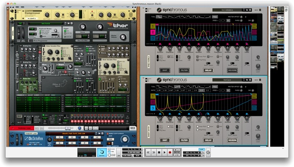 Propellerhead Reason 7.1