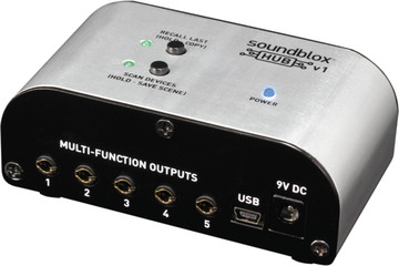 Source Audio Soundblox Hub