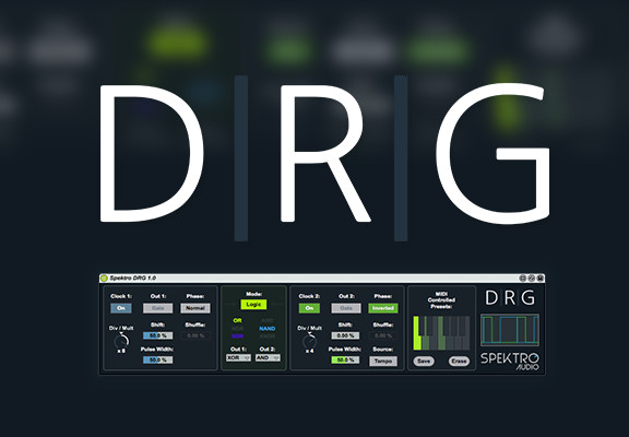 Spektro Audio DRG