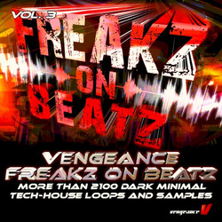 Vengeance Freakz On Beatz Vol.3
