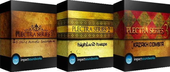 Impact Soundworks Plectra Series Bundle