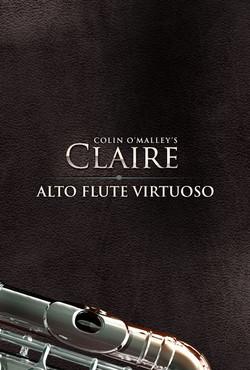 8Dio Claire Alto-Flute Virtuoso