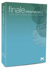 Finale PrintMusic 2014
