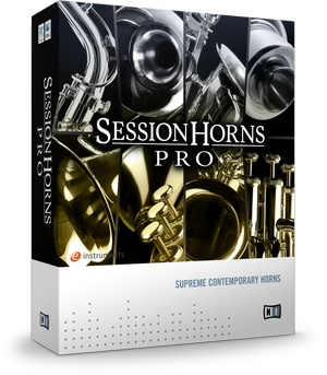 Native Instruments Session Horns Pro