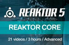 ADSR Reaktor Core Masterclass