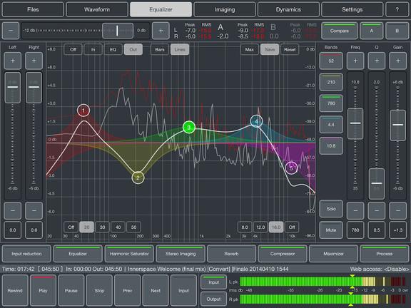 Audio Mastering 2.5