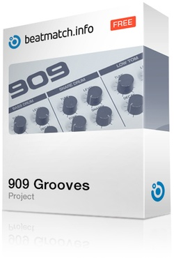 Beatmatch 909 Grooves