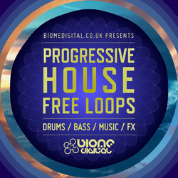 Biome Digital Progressive House Free Loops