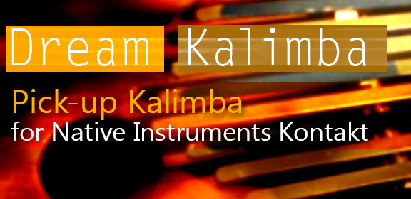 Dream Audio Tools Dream Kalimba