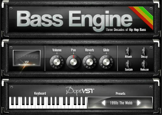 DopeVST Bass Engine
