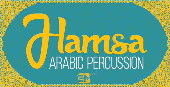 EarthMoments Hamsa Arabic Percussion
