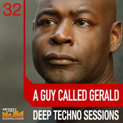 A Guy Called Gerald Deep Techno Sessions