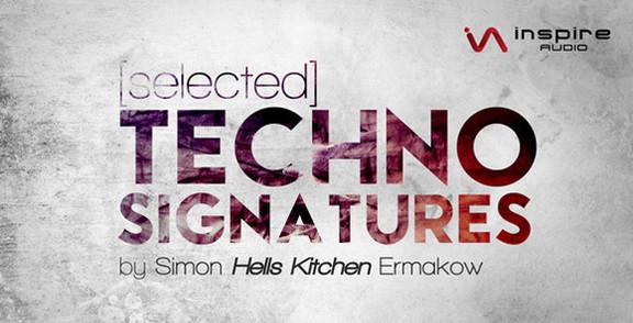 Inspire Audio Selected Techno Signatures