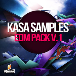 Kasa Samples EDM Pack Vol 1