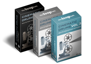 Cinematic Drums Bundle