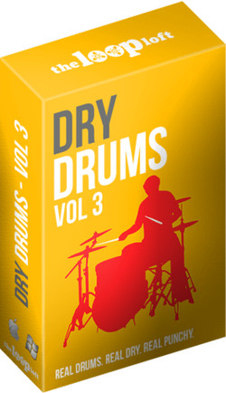 The Loop Loft Dry Drums Volume 3