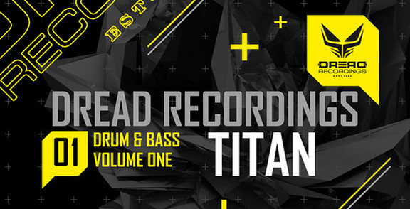 Dread Recordings Drum & Bass Vol.1 Titan
