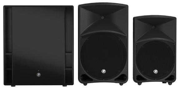 Mackie Thump Series loudspeakers