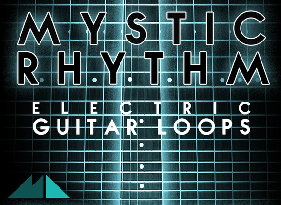 ModeAudio Mystic Rhythm Electric Guitar Loops
