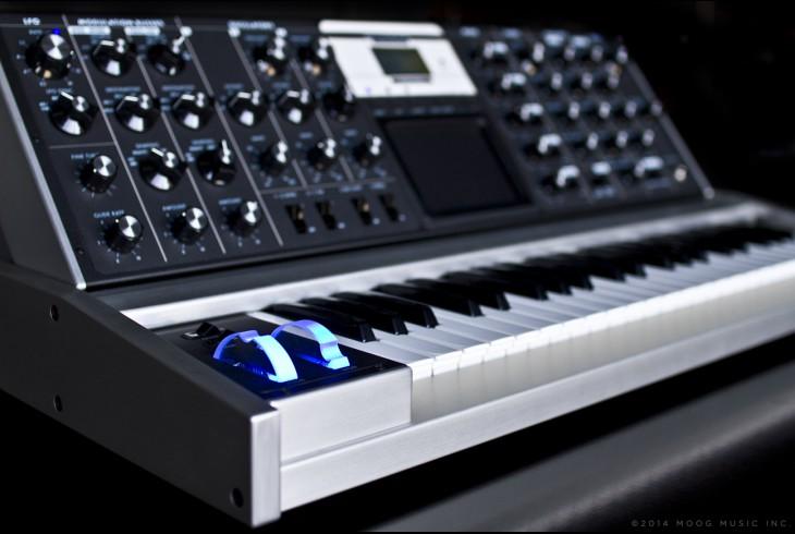 Moog Aluminum Minimoog Voyager