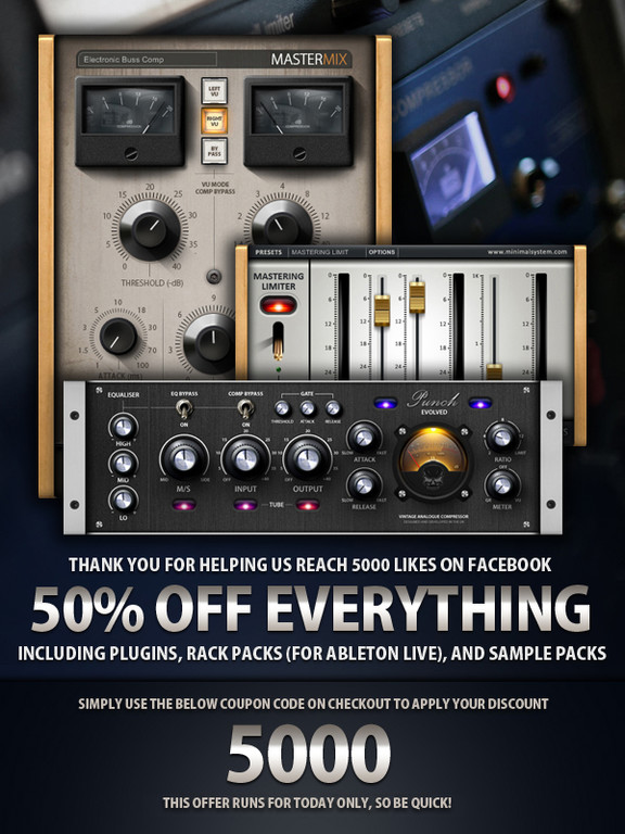 Minimal System 50% discount