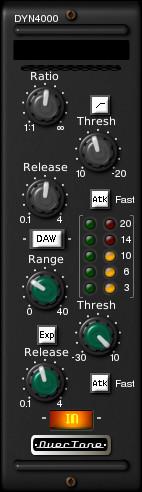 Overtone DSP DYN4000