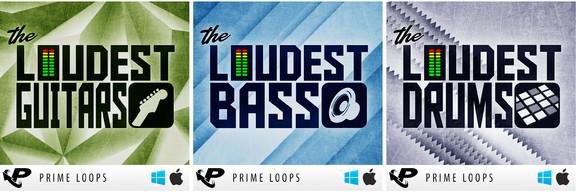 Prime Loops The Loudest Guitars