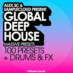 SampleCloud Global Deep House for Massive