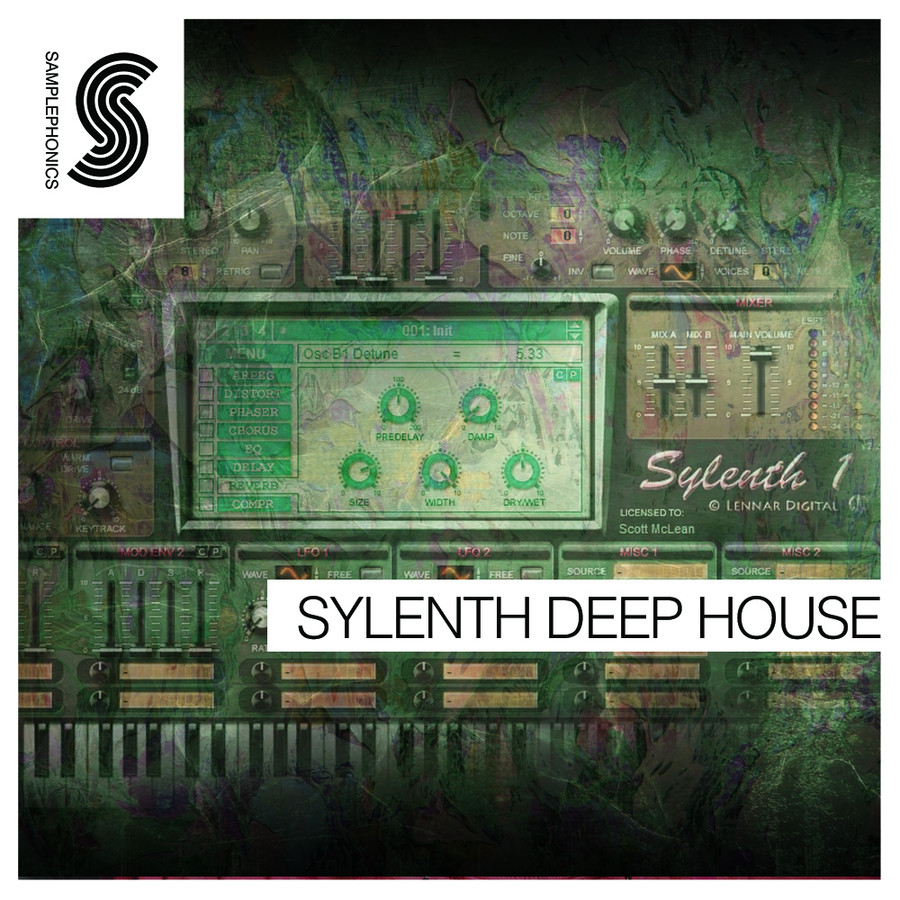 Samplephonics Sylenth Deep House