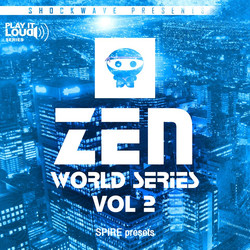Shockwave Zen World Vol 2 Spire Sounds
