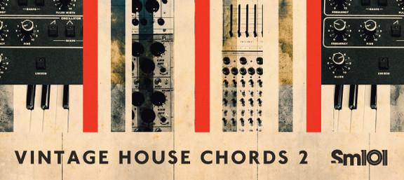 Sample Magic Vintage House Chords 2