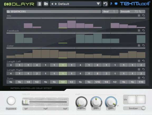 Tek'it Audio DlayR