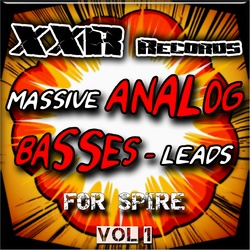 Massive Analog Basses & Leads for Spire