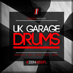 Zenhiser UK Garage Drums