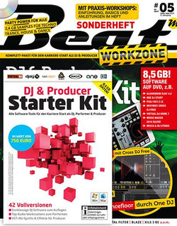 Beat Workzone: DJ & Producer Starter Kit