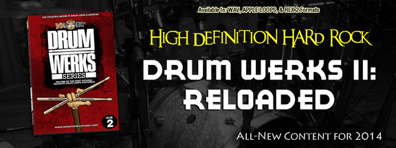 Beta Monkey Drum Werks II Reloaded