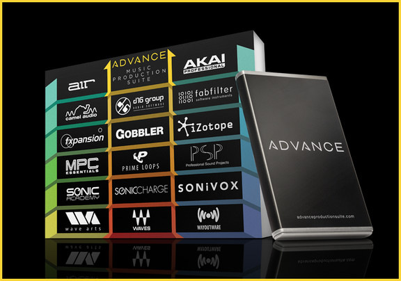 AIR Advance Music Production Suite