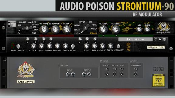 Audio Poison Strontium-90