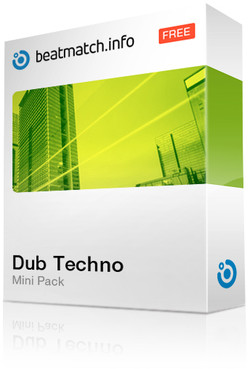Beatmatch Dub Techno: Mini Pack