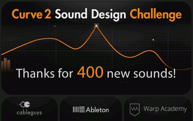 Curve 2 Sound Design Challenge