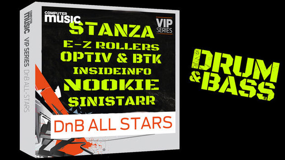 Computer Music Drum & Bass All-Stars