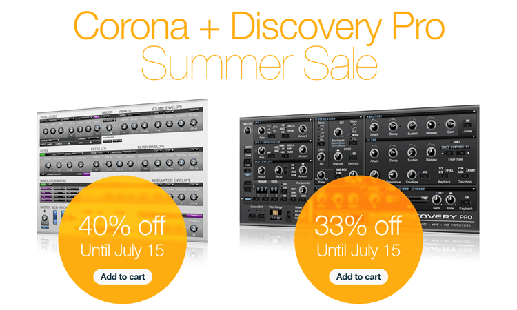 discoDSP Summer Sale
