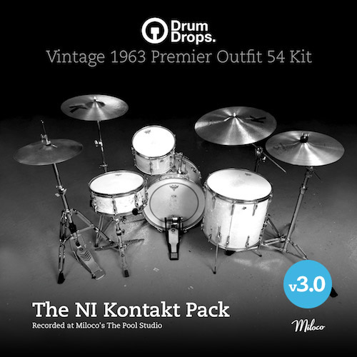 Drumdrops Premier Outfits 54 Kit