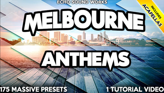 Echo Sound Works Melbourne Anthems