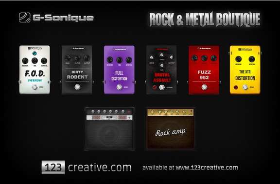 G-Sonique Rock & Metal Boutique